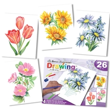 Drawing Made Easy - Flowers
