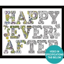Happy Ever After Zenbroidery