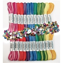 Zenbroidery Variegated Thread Pack