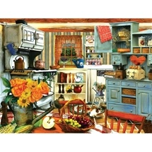 Grandma's Country Kitchen Puzzle
