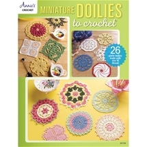 Miniature Doilies To Crochet
