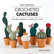 Crocheted Cactuses