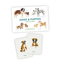 Dogs & Puppies A Memory Game