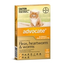 Advocate Cat 3 Pack