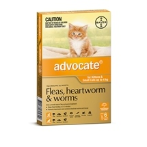 Advocate Cat 6 Pack