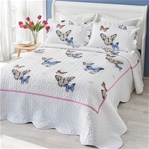 Bold and Beautiful Butterfly Bedding