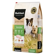 Black Hawk Dog Adult Grain Free Chicken