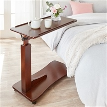 Beautiful Rolling Bedside Table