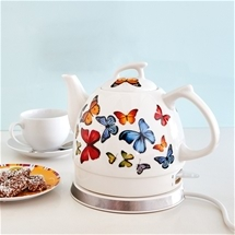 Butterfly Design Kettle
