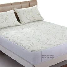 Bamboo Waterproof Mattress Protector