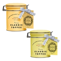 150g Cartwright & Butler Toffee Tin