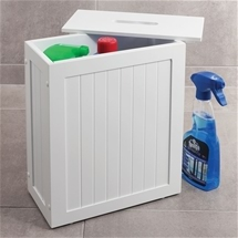 Compact Bathroom Storage