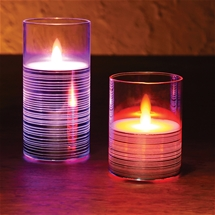 Colour Changing Candle Set