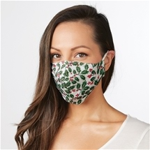 Christmas Cloth Fashion Masks - Set of 4
