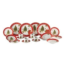 Christmas Dinner Set 20pcs