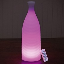 Colourful Decorative Light Vase