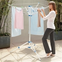 Compact Rotary Airer