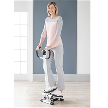 Compact Stepper Exerciser