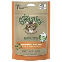 Greenies Feline Chicken 71g