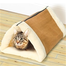 2-in-1 Cat Bed
