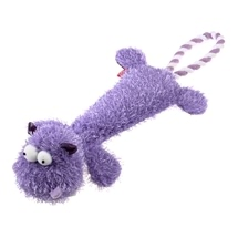 Plush Durable Hippo Toy