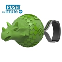 Dinoball Push to Mute Triceratops
