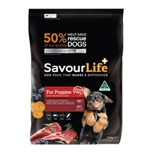 SavourLife Grain Free Puppy Lamb