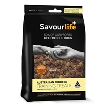 SavourLife Chicken Training Treats 165g