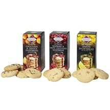 600g Duncans Scottish Shortbread 3 Pack Selection