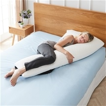 Extra-Long L-Shaped Pillow
