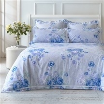 French Blue Bedding