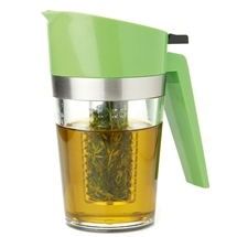 Oil Dispenser with Herb Infuser