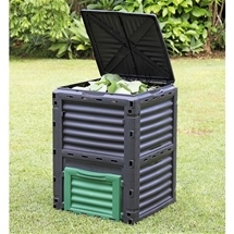 Easy-To-Use Compost Bin