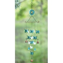 Pretty Butterfly Wind Chime