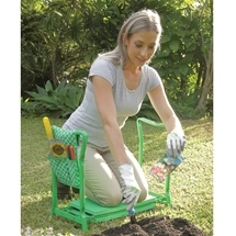Garden Kneeler with Pouch