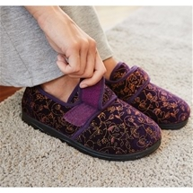 Brocade Slippers
