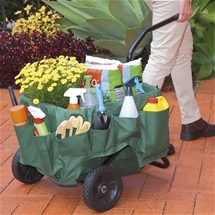 Garden Cart with Carry Bag