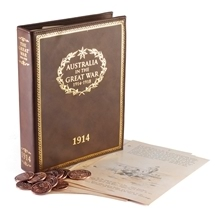 The Great War Diary – five volumes in one collection