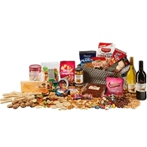 Christmas Gourmet Wine Hamper