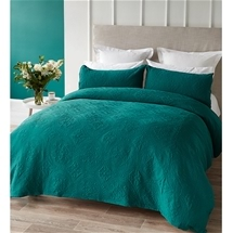 Jade Embroidery Quilt Cover Set