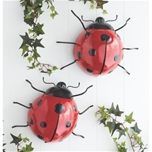 Jumbo Ladybugs Decor