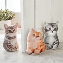 Cute Kitten Doorstops