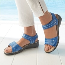 Adjustable Strap Sandals