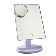 16 LED Light Mirror