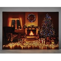 Lighted Christmas Lounge