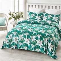Lily Quilt Cover Set