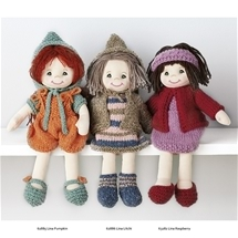 Lina Knitted Dolls
