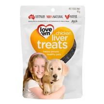 Love Em Chicken Treats