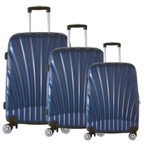 Polycarbonate 3pc Luggage Set