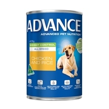 Advance Adult Weight Control Cans